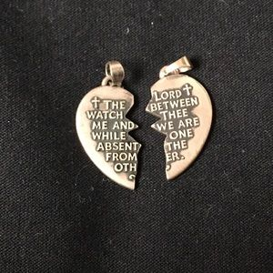 """James Avery Jewelry - James Avery """"Watch over thee"""" pendants"""