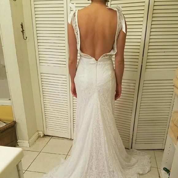 50 Off Sara Bridal Dresses Skirts Wedding Dress From Jessi 39 S Clo