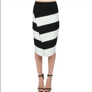 ALC Campbell Wrap Pencil Skirt