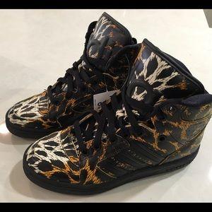 Jeremy Scott x Adidas Shoes - MAKE OFFER!Jeremy Scott adidas instinct hi leopard