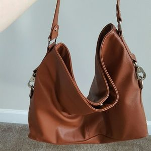 Thirty-one Handbags - Thirty-one Cognac Shopper Bag