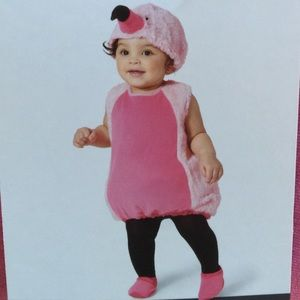 Other - Infant Flamingo Halloween Costume 0-6M& 12-18M