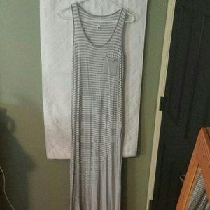 Kensie Pieces Maxi Dress