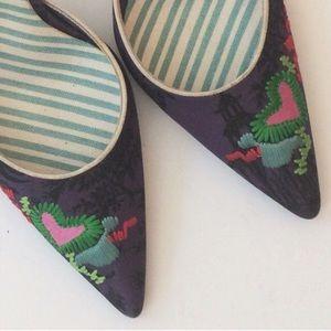 Christian Lacroix Shoes - 🎉HP🎉 Christian Lacroix Kitten Heels