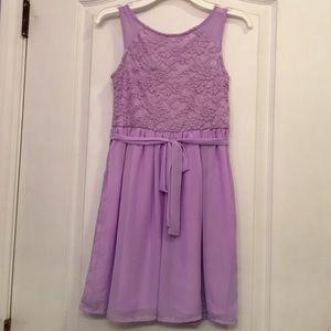 Zunie Other - Beautiful girls chiffon dress
