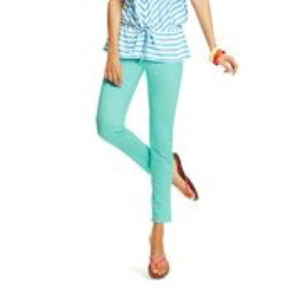0a2674536c4921 Faded Glory Pants | Mint Green Jeggings | Poshmark