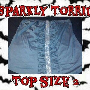 Plus Size Torrid top 2