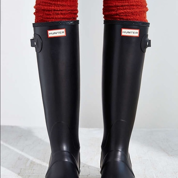 38% off Hunter Shoes - Women's hunter boots size 6 from Noelle's ...