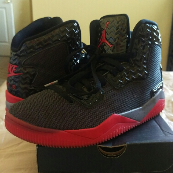 a665a9f63 Jordan Shoes | Air Spike 40 Bred | Poshmark
