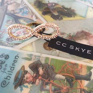 CC Skye Jewelry - ✨CC Skye gold infinity ring