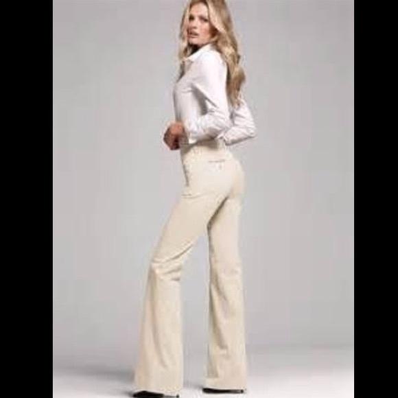 51% off Victoria's Secret Pants - VS The Christie Fit Long Off ...