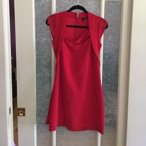 The Kooples Dresses & Skirts - 100% Red polyester mini dress