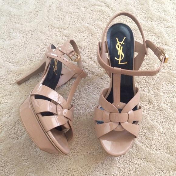 874f44437587 Yves Saint Laurent Shoes