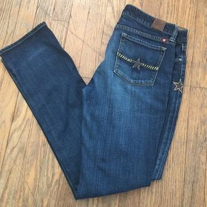 Lucky Brand Denim - Lucky Brand Zoe Straight Denim