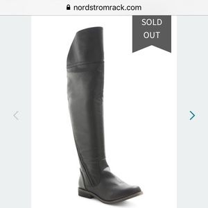 e159ba5a747 XOXO Shoes - Kenzie XOXO Bardot over the knee boot