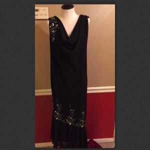 Dresses & Skirts - Formal Dress with Beautiful Sequins