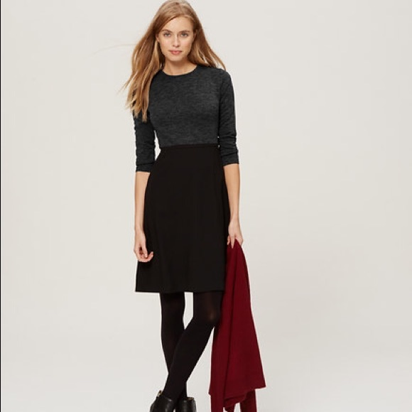 69% off LOFT Dresses & Skirts - Ann Taylor LOFT 3/4 Sleeve ...