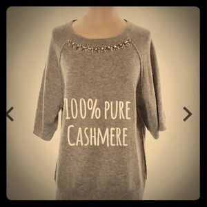 Autumn Cashmere Sweaters - NWT AUTUMN CASHMERE 100% cashmere pullover sweater