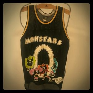 Vintage 1996 Space Jam Jersey