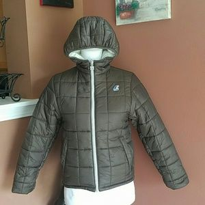 K-Way Other - Brand New K-Way Winter Two Sides Coat.