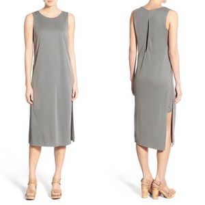 Willow & Clay Dresses & Skirts - Willow & Clay Layered Sueded Jersey Dress