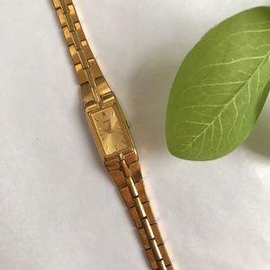 Seiko Accessories - Seiko Gold Watch