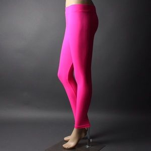 McQ Alexander McQueen Pants - Hot pink McQ by Alexander McQueen leggings