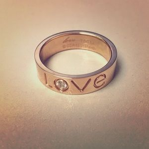 Jewelry - NWOT 💍 Rose gold ring