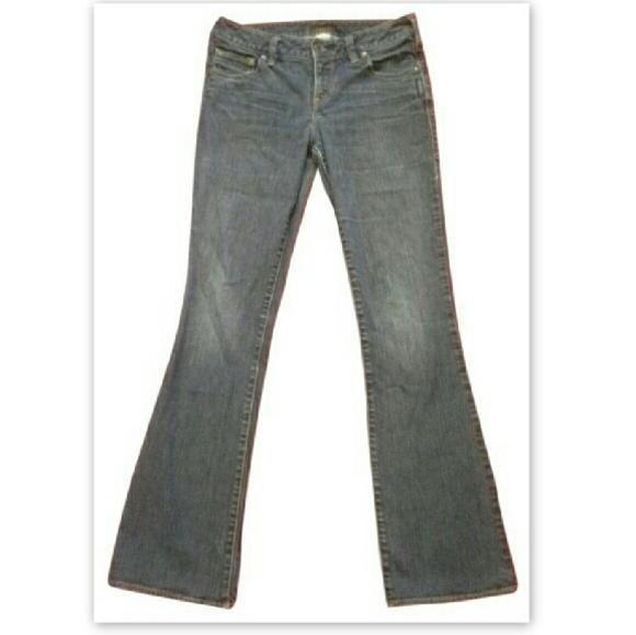 73% off Silver Jeans Denim - Silver Jeans Aiko Bootcut Dark Wash ...