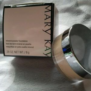 Mary Kay Other - Mary Kay Mineral Powder Foundation Beige 1