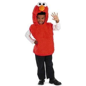 Sesame Street Other - Elmo kids character costume 3T/4T New