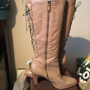 B Makowsky Shoes - Gorgeous Makowsky Leather Boots SZ 11