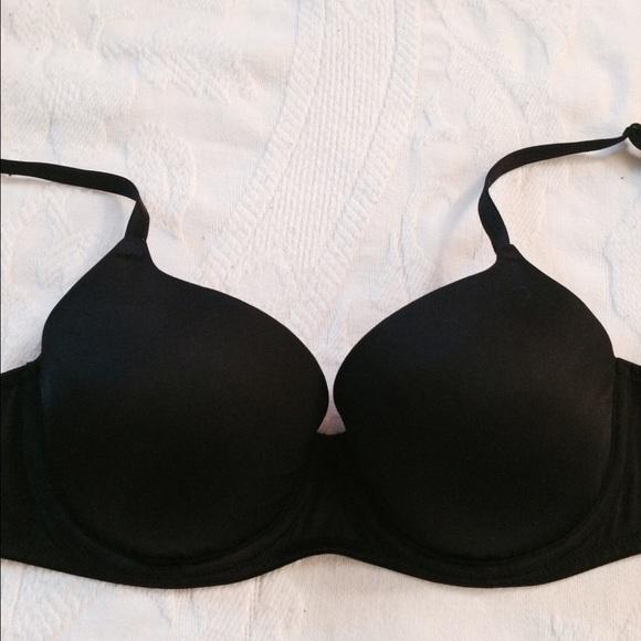 ccced85369eec PINK VS 32 D lightly lined Demi bra