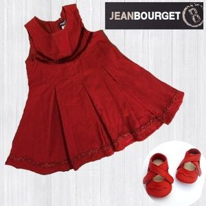 Jean Bourget Other - 🌷⭐️Jean Bourget Red Dress⭐️🌷