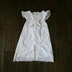 Halabaloo Other - KIDS: Halabaloo Crochet Dress 3T