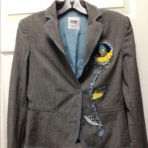 Moschino Jackets & Blazers - Moschino Cheap and Chic Blazer