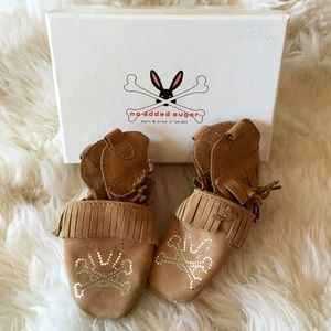 No Added Sugar Other - UK brand No Added Sugar baby moccasins