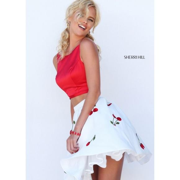 Cherry Hill 2 Piece Dress