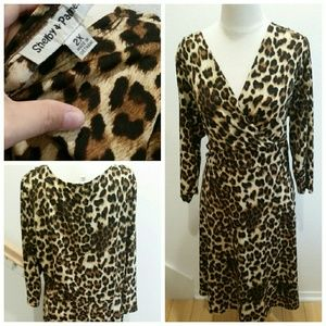 Shelby and palmer Dresses & Skirts - Leopard long dress