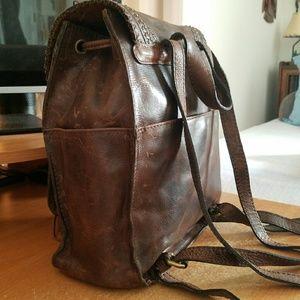 9f3ff3acde04 Patricia Nash Bags - Patricia Nash Distressed Vintage Jovanna Backpack