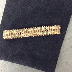 J. Crew Jewelry - J.Crew crystal bracelet