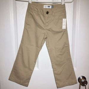Other - Old Navy khaki uniform pants