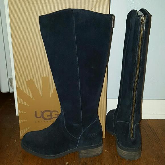 14b961f817e Ugg seldon knee high boots size 6.5