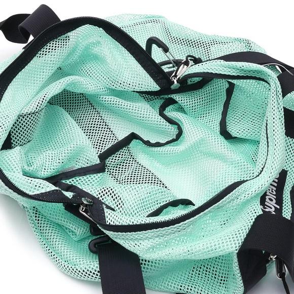 Supreme Bags - Supreme Lightweight Mesh Duffle Bag