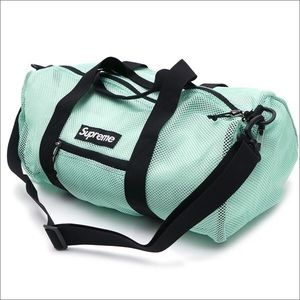 Supreme Lightweight Mesh Duffle Bag