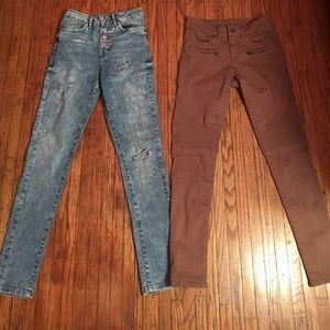 Denim - Bundle deal: women's jeans