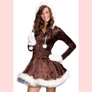 Dresses & Skirts - ☃Eskimo Cutie Costume☃