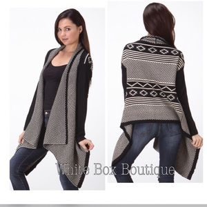 Sweaters - ‼️Clearance Aztec Sweater Cardigan