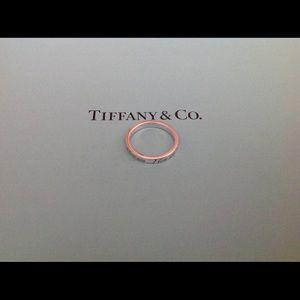 Tiffany & Co. Jewelry - Tiffany & Co. I love you Ring