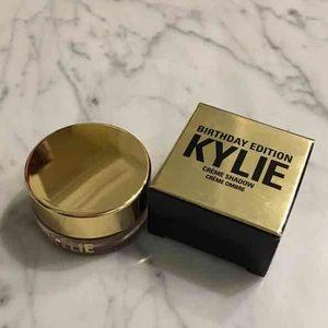 Kylie rose gold eyeshadow cream!! New!